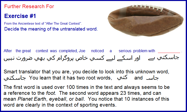 Ancientese Translation Hint